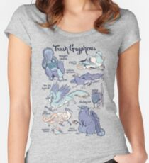 Trash Gryphons: Collection Fitted Scoop T-Shirt