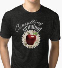 Consulting Criminal Tri-blend T-Shirt
