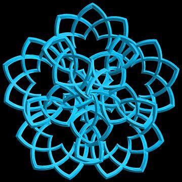 Weird Geometrical Shape by realmatdesign