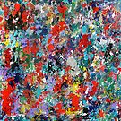 Abstract painting  by LoraSi