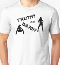 Truth or Dare Tee Unisex T-Shirt