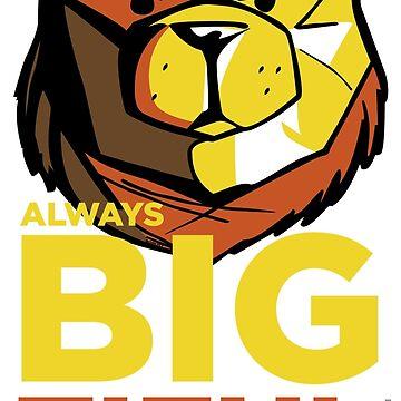ROBUST BEAR ALWAYS BIGTIFUL by Robust