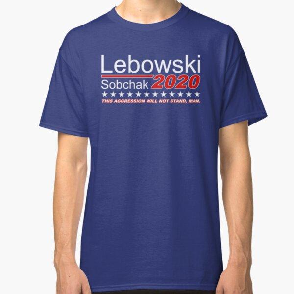 Lebowski Campaign 2020 Classic T-Shirt