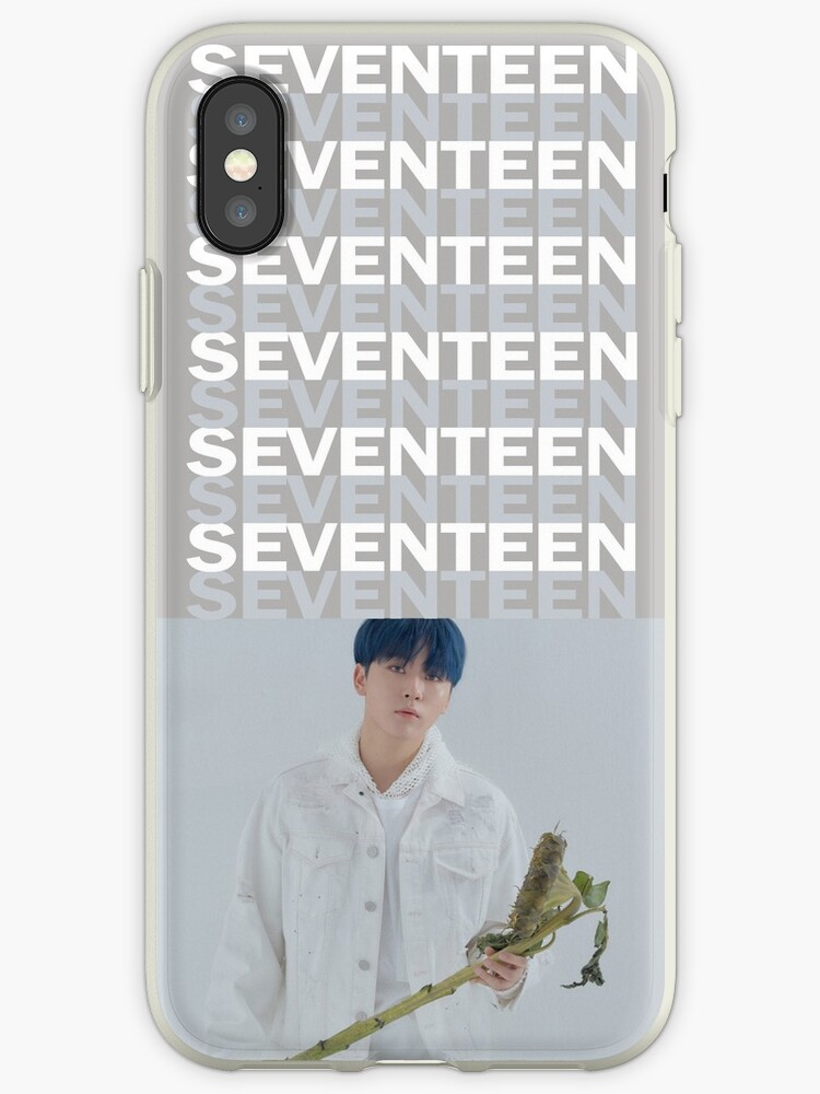 'SEVENTEEN - You Made My Dawn Phone Case - Seungkwan' iPhone Case by  ksection