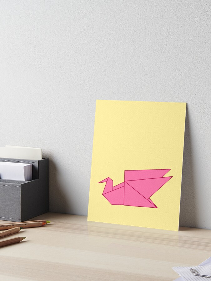 How to make PAPER SWAN - DIY : papercraft | 900x675