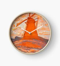 Piet Mondrian - Die Mühle - 1917 Uhr