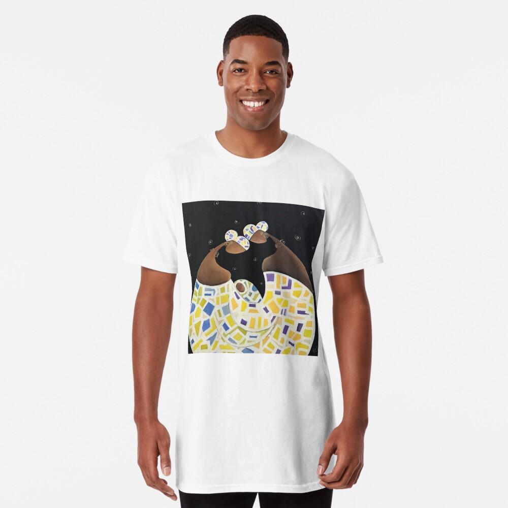 Mother Daughter Child Long T-Shirt