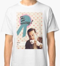 Moriarty Valentine's Day Card Classic T-Shirt