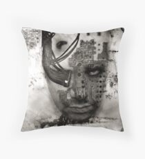 The Modern Age Throw Pillow