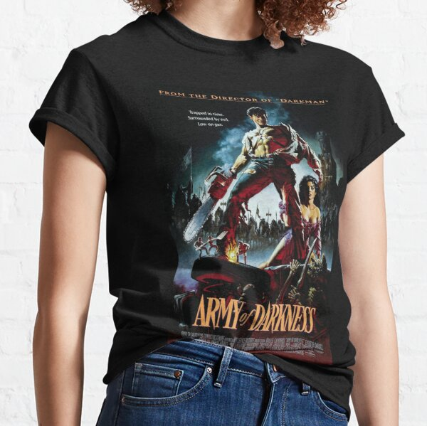 Army Of Darkness Movie Poster Classic T-Shirt