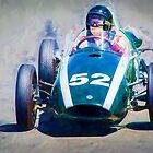Cooper T52 by Stuart Row