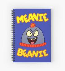 Meanie Beanie Spiral Notebook