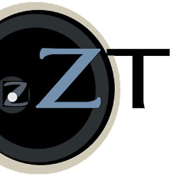 The Zwicky Transient Facility Logo by Spacestuffplus