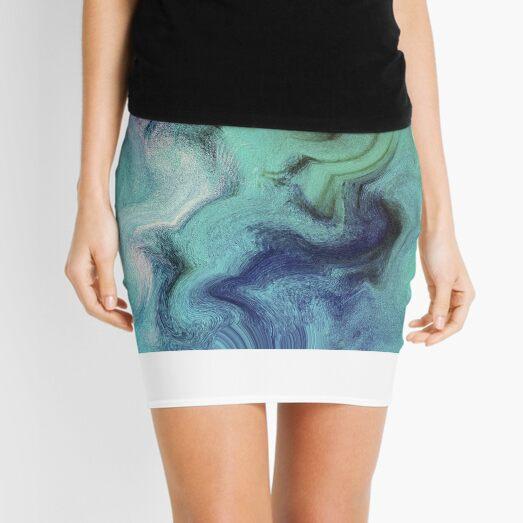 Tectonics Mini Skirt