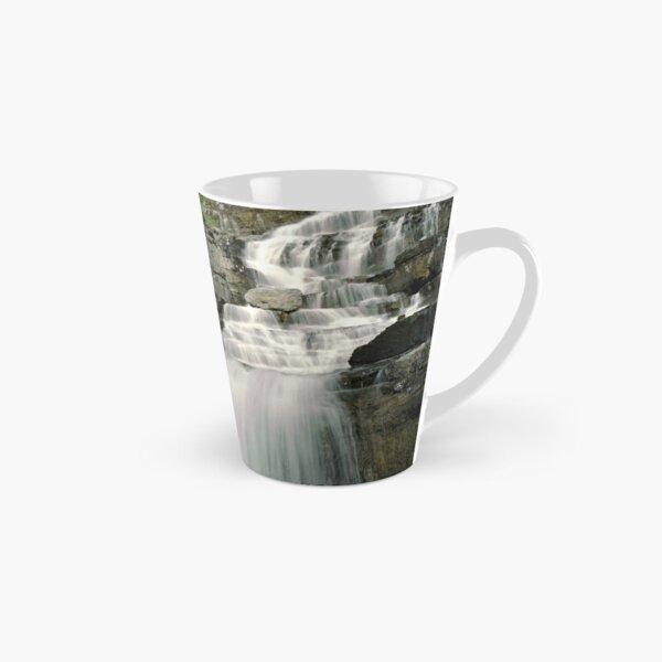Haystack Falls, Glacier N.P., Montana Tall Mug
