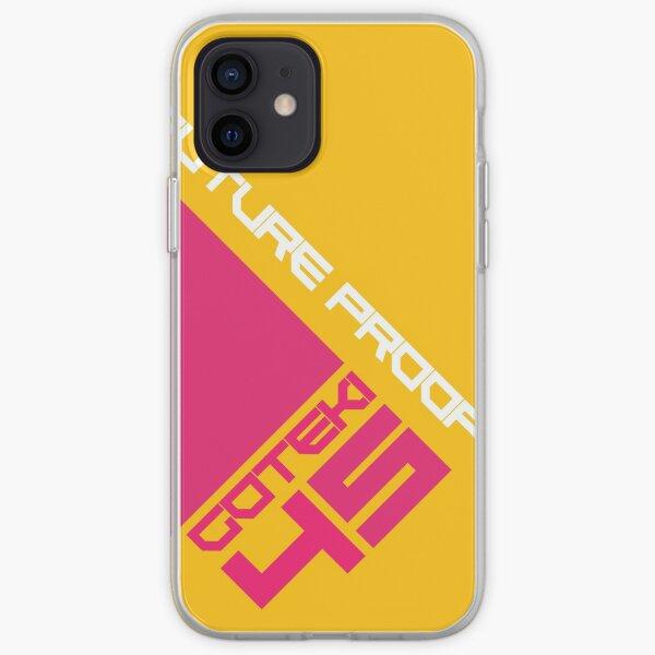 La república de los diseñadores | Goteki 45 | Prueba del futuro Funda blanda para iPhone