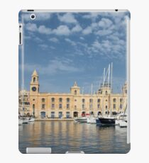 The Maltese Maritime Museum iPad Case/Skin