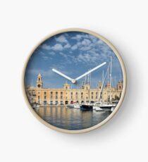 The Maltese Maritime Museum Clock
