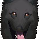 Doggo German Shepard by McBurgess