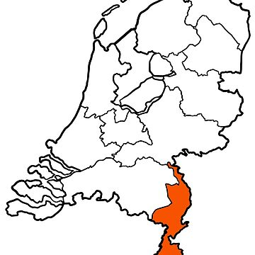 LIMBURG - provincie van Nederland (province of The Netherlands) by From-Now-On