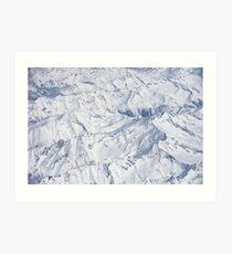 Alpine Vista Art Print