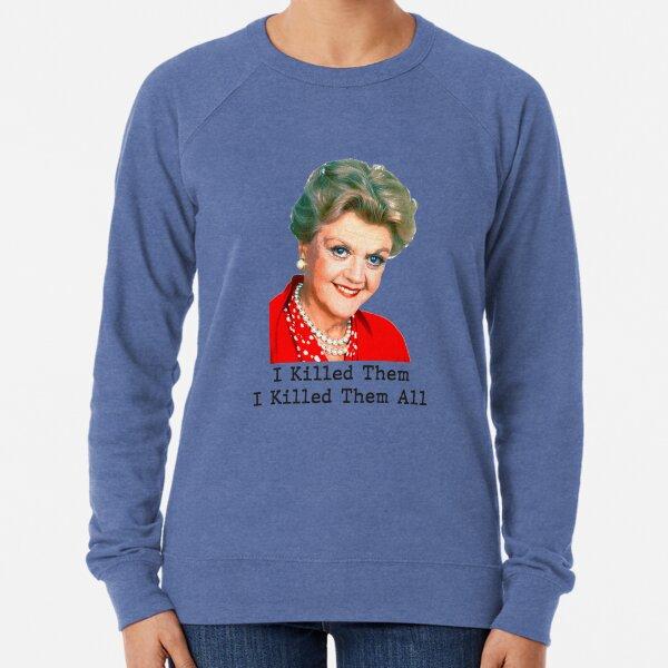 Murder She Wrote! Lightweight Sweatshirt