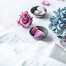 Delicate Petals by Tamsyn Morgans
