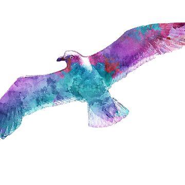 Seagull by mrthink