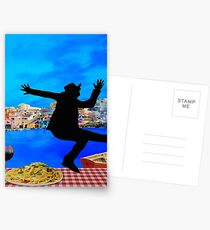 Scapino! Postcards
