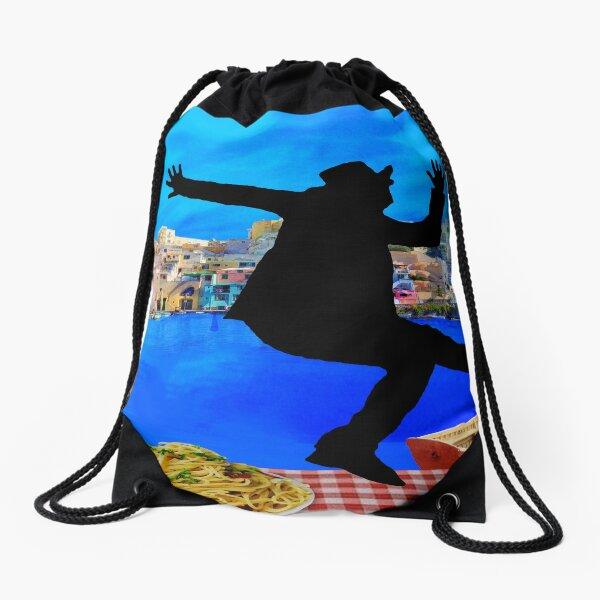 Scapino! Drawstring Bag