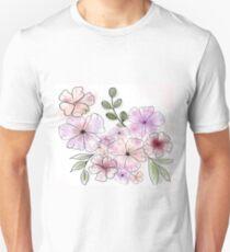 Flowers to dream Unisex T-Shirt