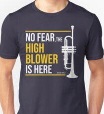 Brass Bible - High Blower Unisex T-Shirt