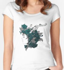 We Gathered in Spring Women's Fitted Scoop T-Shirt