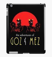 Hell adventures iPad Case/Skin