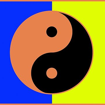 Yin and yang-2 by IMPACTEES