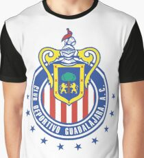 Soccer Chivas Graphic T-Shirt