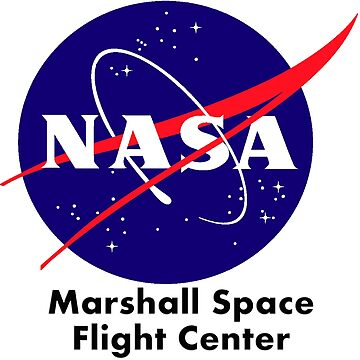 George C. Marshall Space Flight Center (MSFC) Logo by Quatrosales