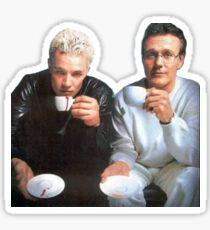 Spike & Giles Sticker