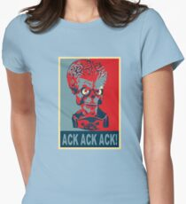 Ack Ack Ack! Womens Fitted T-Shirt