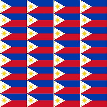 FLAG OF THE PHILIPPINES by IMPACTEES