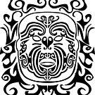 Maori Ink by Piotr Dulski