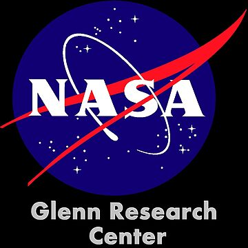 John H. Glenn Research Center at Lewis Field Logo by Quatrosales