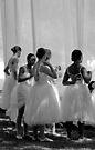 Ballerinas in Indiana by Extraordinary Light
