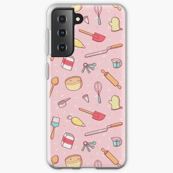 Bakery Pastels Samsung Galaxy Soft Case