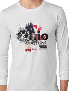ohio wrestler Long Sleeve T-Shirt