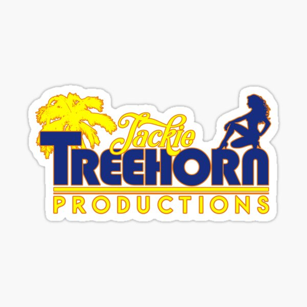 Treehorn Productions Sticker