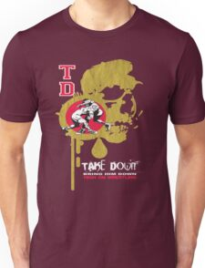 dripping skull Unisex T-Shirt