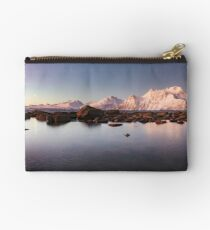 Lyngenalps by Moonlight Studio Pouch