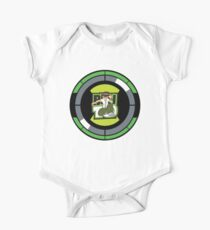 Ben Ten Omnitrix One Piece - Short Sleeve