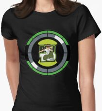Ben Ten Omnitrix Women's Fitted T-Shirt